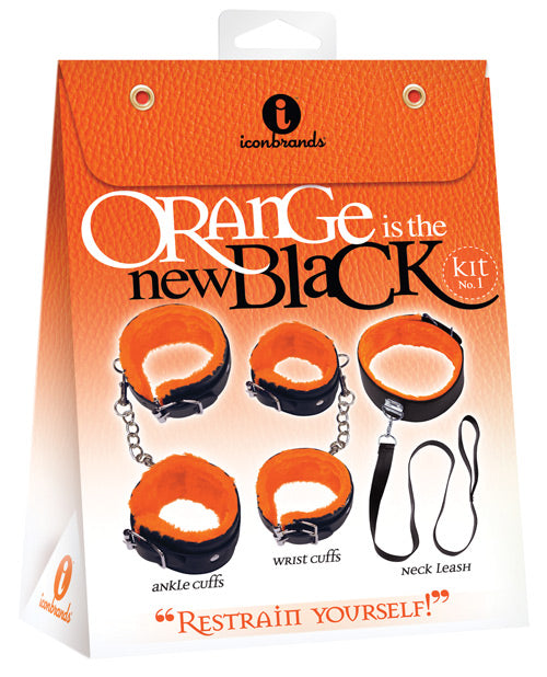 The 9's Orange Is The New Black Kit #1 - Restrain Yourself