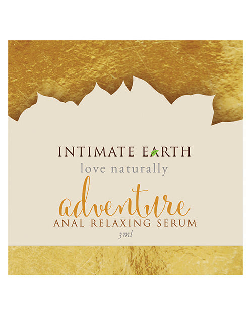 Intimate Earth Adventure Anal Relax Serum - 3 Ml Foil - Casual Toys