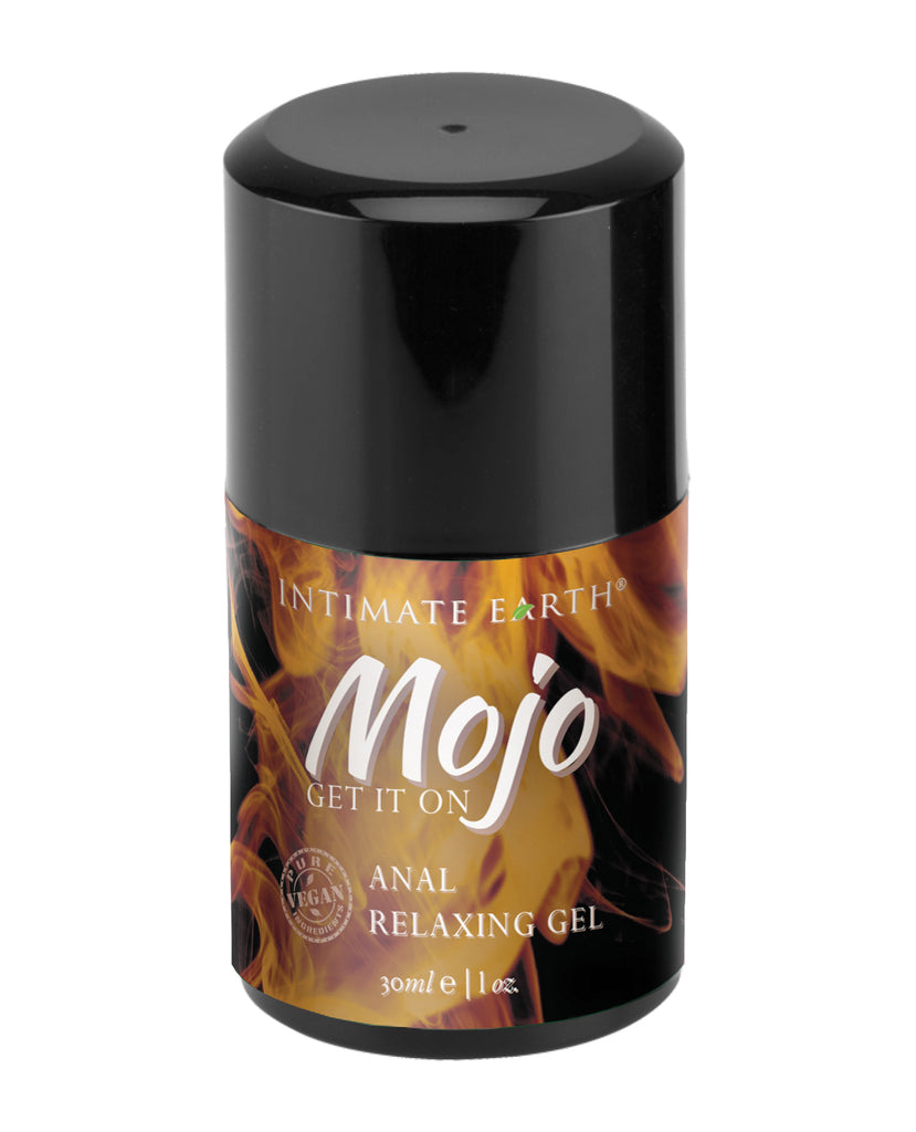 Intimate Earth Mojo Clove Anal Relaxing Gel - 1 Oz - Casual Toys