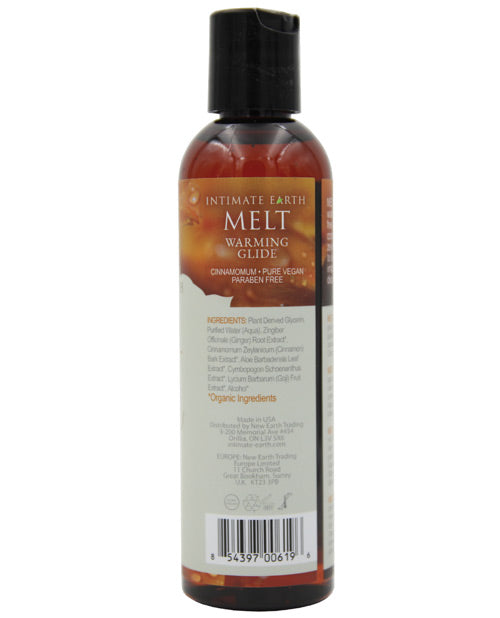 Intimate Earth Melt Warming Lubricant - 120 Ml - Casual Toys
