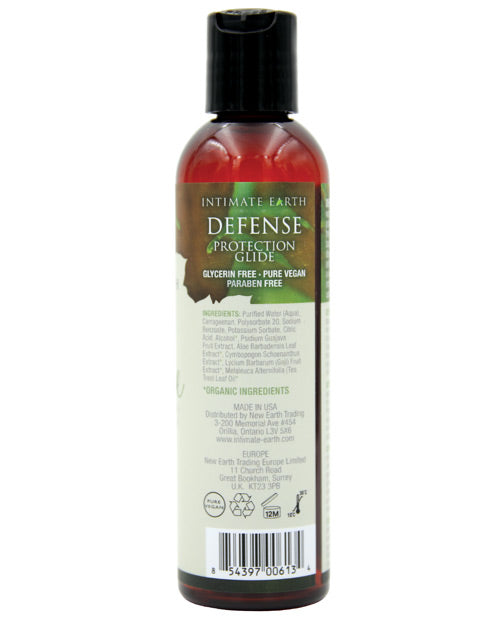 Intimate Earth Defense Anti-bacterial Lubricant - 120 Ml - Casual Toys