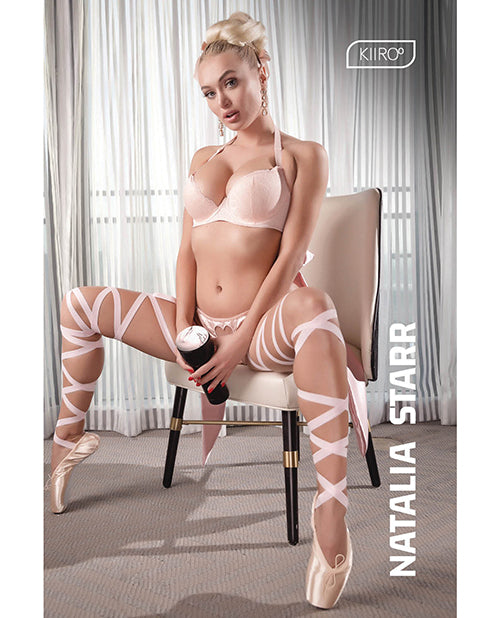Kiiroo Feel Stars Collection Stroker - Natalia Starr - Casual Toys