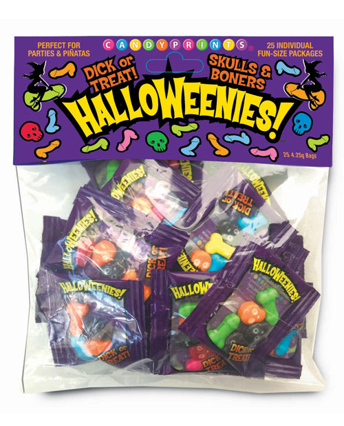 Halloweenies Minis - Bag Of 25 - Casual Toys