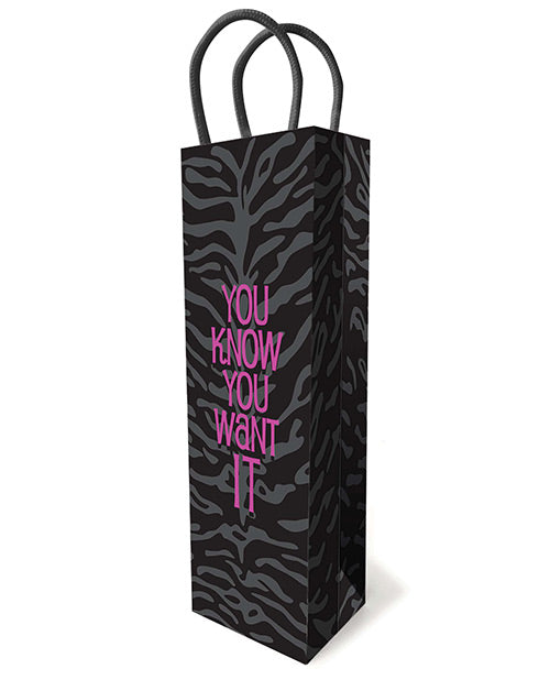 Hash Tag Naughty Gift Bag - Casual Toys