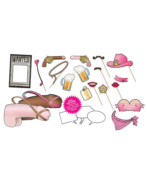 Wild Wild West Photo Prop Set - Casual Toys