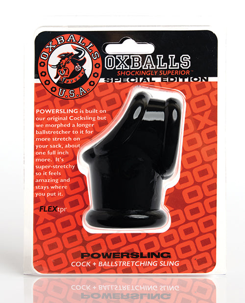 Oxballs Powerballs Cocksling & Ball Stretcher - Casual Toys