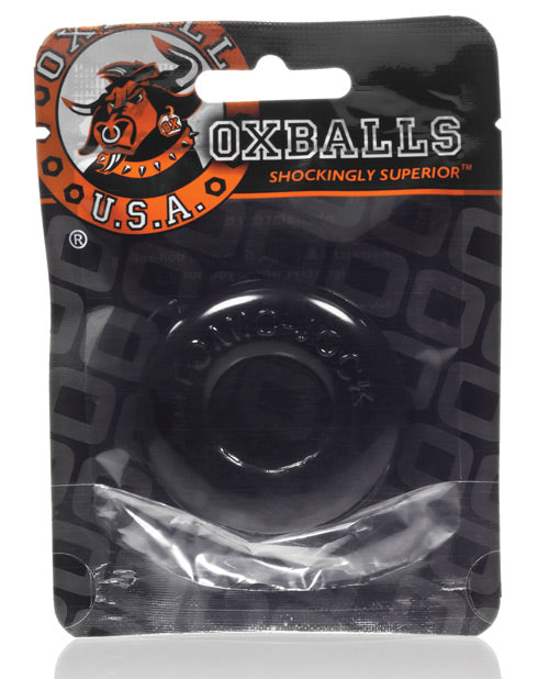 Oxballs Do-nut-2 Cock Ring - Red - Casual Toys