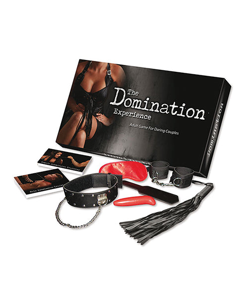 The Domination Experience Adult Game For Daring Couples - Casual Toys