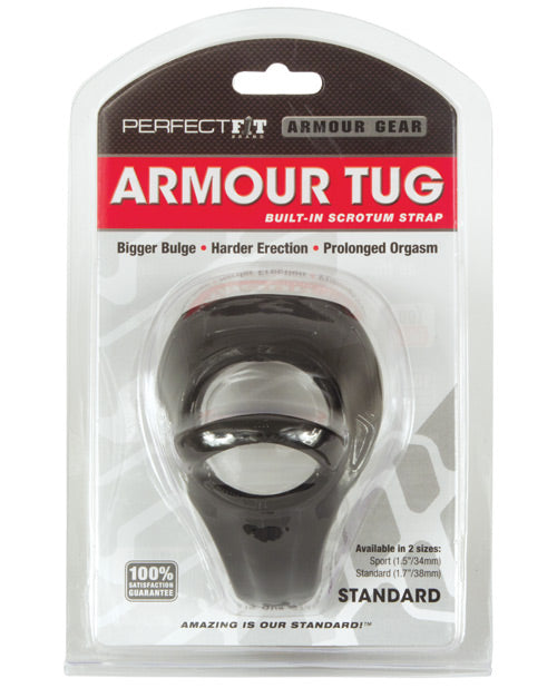 Perfect Fit Armour Tug Standard Size - Black - Casual Toys