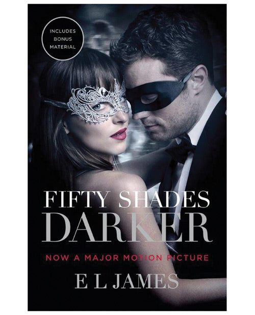 Fifty Shades Darker - Movie Cover - Casual Toys