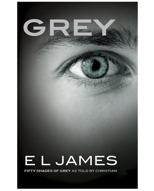 Grey - Fifty Shades Of Grey As Told By Christian - Casual Toys
