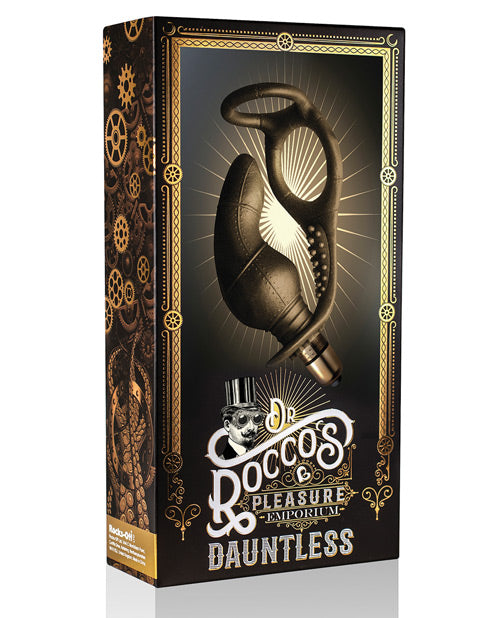 Rocks Off Dr. Rocco's Dauntless - Metalic - Casual Toys