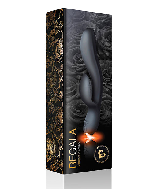 Rocks Off Regala Rabbit - Black - Casual Toys