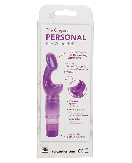 The Original Personal Pleasurizer - Purple