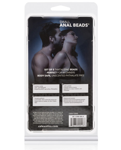 Anal Beads - Small - Casual Toys