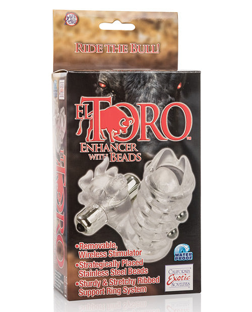 El Toro Enhancer W-beads - Clear