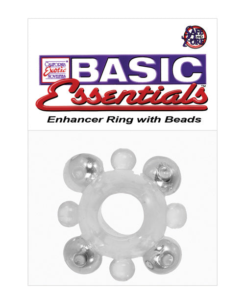 Basic Essentials Enhancer Ring W-beads - Casual Toys