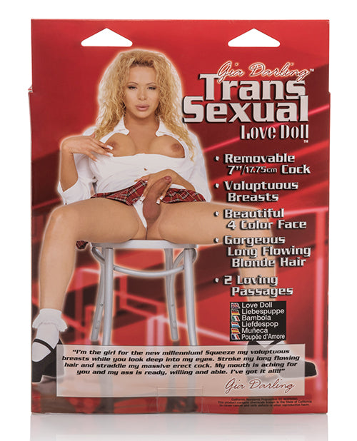 Gia Darling Transsexual Doll - Casual Toys