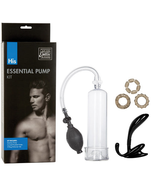 His Essential Pump Kit - Casual Toys