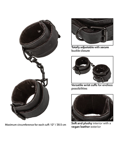 Boundless Wrist Cuffs - Black - Casual Toys