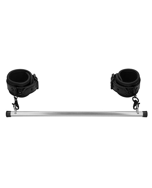 Shots Ouch Luxury Spreader Bar - Black