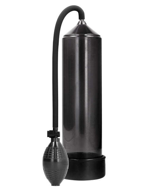 Shots Pumped Classic Penis Pump - Black - Casual Toys