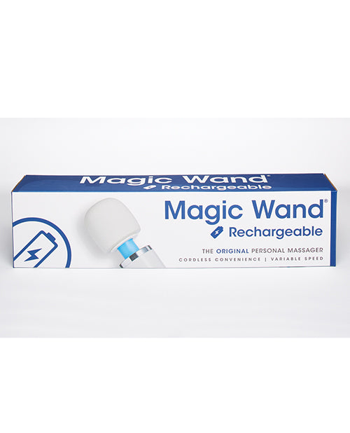 Vibratex Magic Wand Unplugged Rechargeable - Casual Toys
