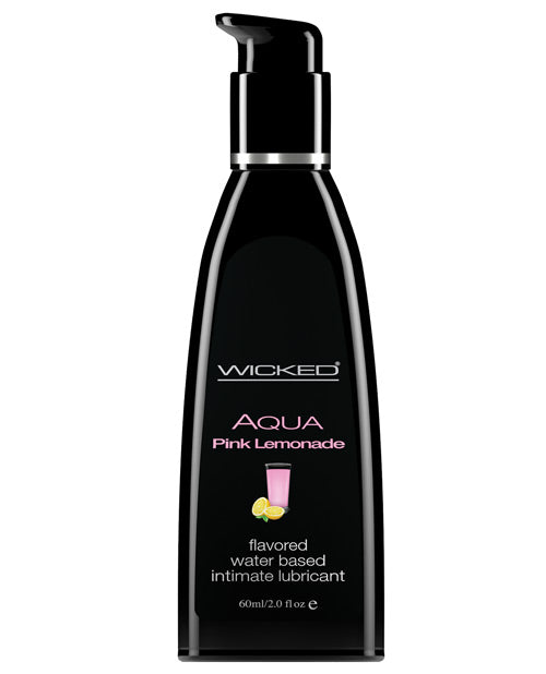 Wicked Sensual Care Waterbased Lubricant - 2 Oz Sweet Peach - Casual Toys