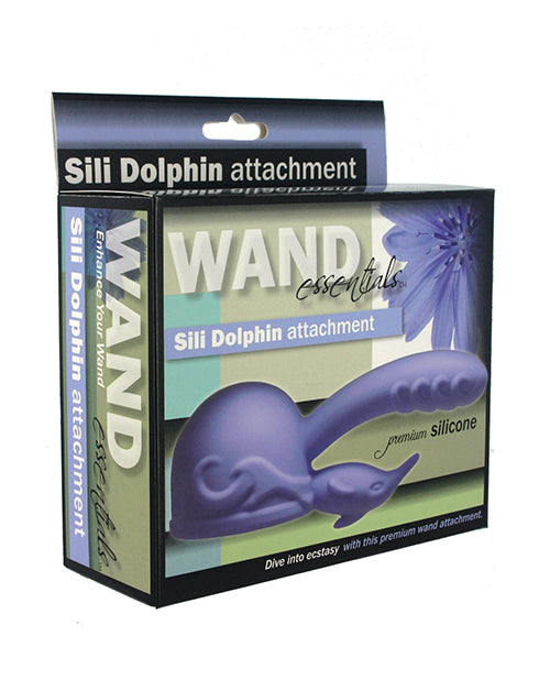 Sili Dolphin Silicone Attachment - Casual Toys