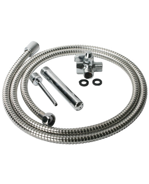 Cleanstream Deluxe Metal Shower System