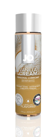 JO H2O - Vanilla - Lubricant (Water-Based) 4 fl oz - 120 ml - Casual Toys