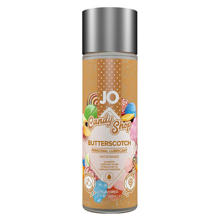 Jo H20 Flavored Candy Shop Butterscotch 2oz - Casual Toys