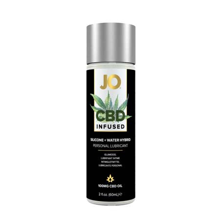 Jo CBD Infused Silicone + Water-based 2 oz. - Casual Toys