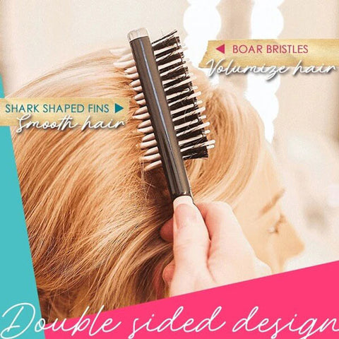 Hair Comb Sharks Back Combing Brush