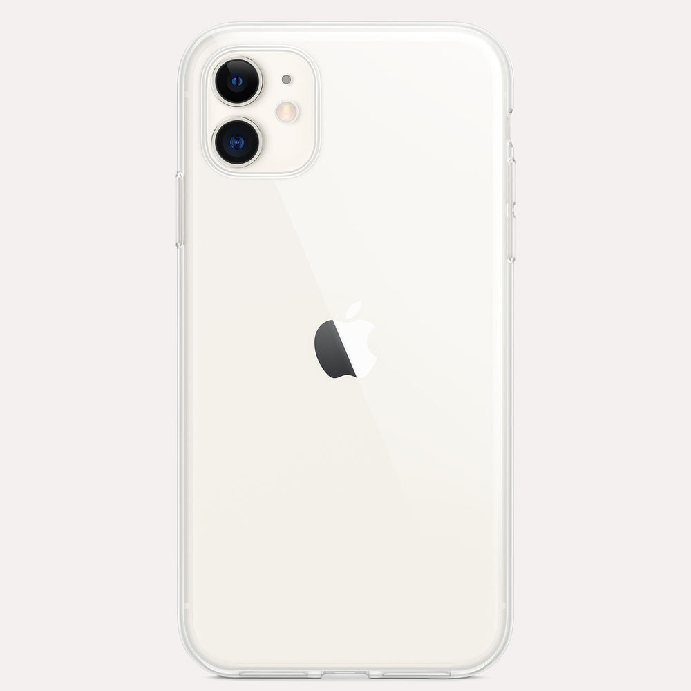 iPhone 11 Liquid Clear Soft TPU Case