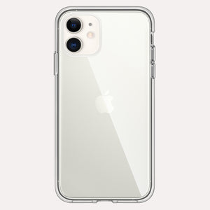 iPhone 11 Rugged Protective Clear Case