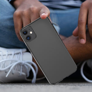 iPhone 11 Matte Black Slim Case
