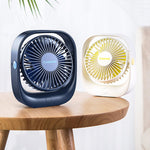 RANVOO Easy to carry electric fan 06