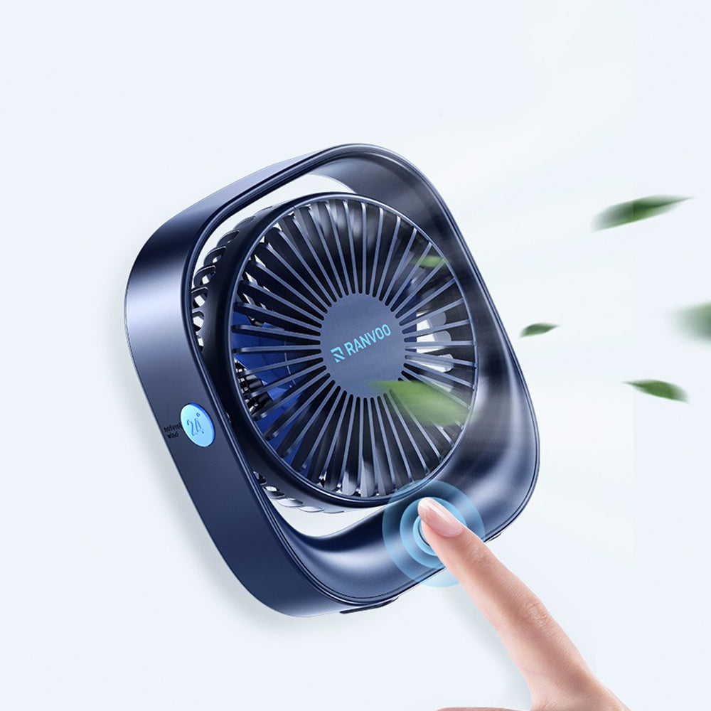 RANVOO Easy to carry electric fan 05
