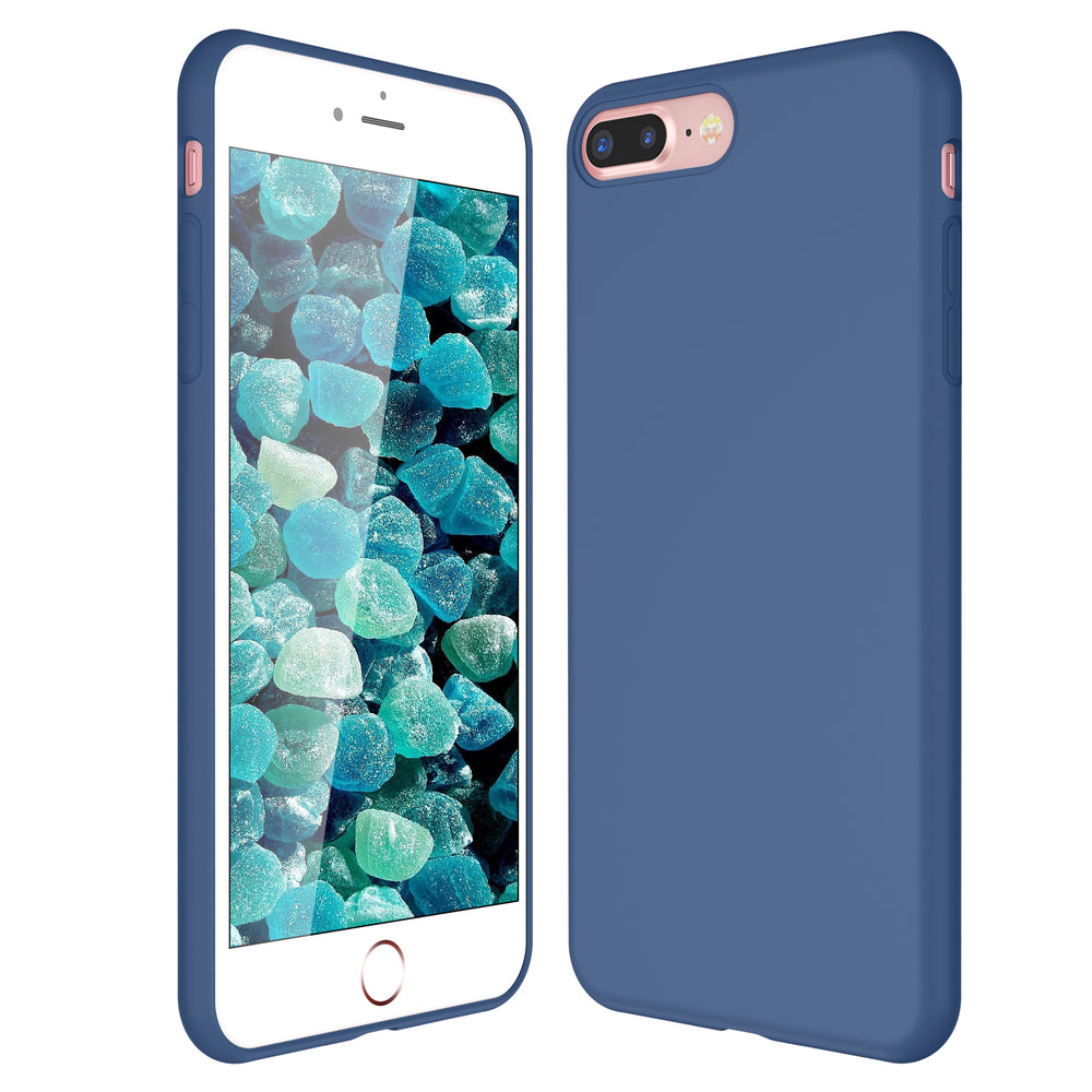 iPhone 7/8 Plus Silicone Gel Rubber Case