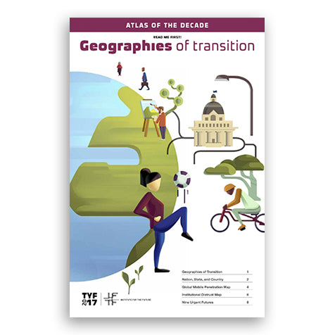 Geographies of Transition : Atlas of the Decade Travel Guide (Toolkit)