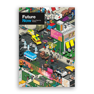 Future Now Magazine - Reconfiguring Reality