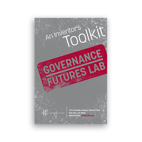 Governance for the Future: An Inventor's Toolkit