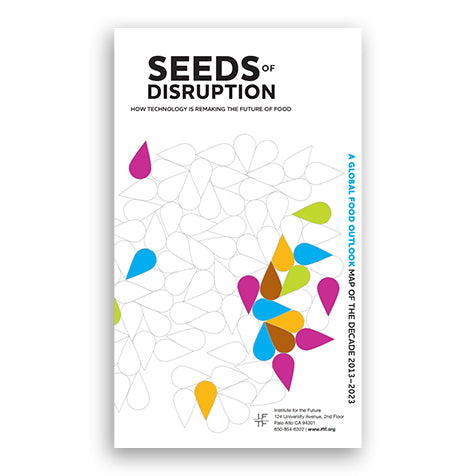 Seeds of Disruption: How Technology is Remaking the Future of Food (Map)