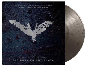 OST - THE DARK KNIGHT RISES 1LP COLOUR VINYL