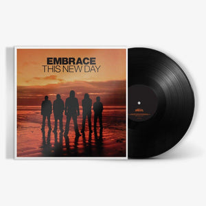 EMBRACE: THIS NEW DAY 1LP VINYL RECORD