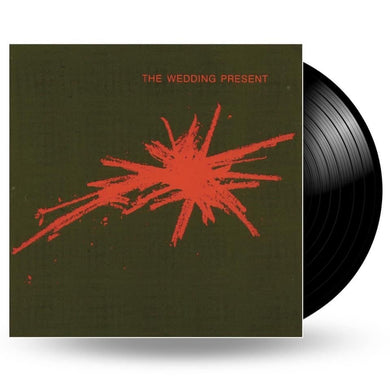 THE WEDDING PRESENT : BIZARRO - STANDARD VINYL - NATIONAL ALBUM DAY