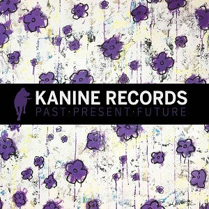 V/A - KANINE RECORDS PAST PRESENT FUTURE  VINYL LRSD EXCLUSIVE