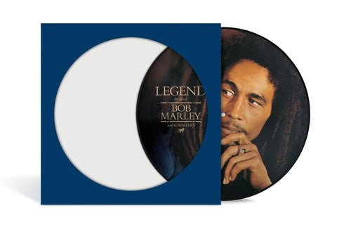 BOB MARLEY & THE WAILERS - LEGEND 1LP VINYL RECORD PICTURE DISC BRAND NEW SEALED