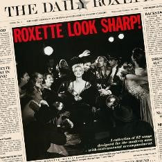 ROXETTE : LOOK SHARP - COLOURED VINYL (CLEAR) - NATIONAL ALBUM DAY